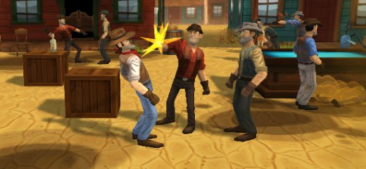 Wild West ain't an easy place to live… You're a Sheriff of the small town, which citizens like to brawl. They fight all the time, with bare hands […]