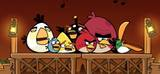 ANGRY BIRDS HALLOWEEN BOXS