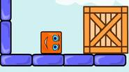 The first, original part of the funny physics-based platform games. Your task is to guide little orange box to the exit pad. Think twice, set the correct angle […]
