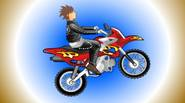 Sequel of the great stunt racing game. Choose your ride (skateboard? scooter?) and race against time or other riders. Lots of fun guaranteed! Game Controls: Up Arrow – […]