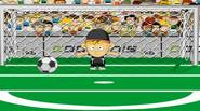 Kick, kick, kick… as quickly as possible. Score free kicks, be quick and precise. Play against other national teams and reach for the trophy! Game Controls: Space – […]