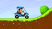 A very unusual physics-based racing game. Get into your golf cart and drive to the finish line as fast as you can. Don't crash or roll over your […]