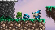 Awesome retro-styled platform RPG game. Find the Evil Wizard and stop him, using force and magic. Fight with hordes of enemies, collect items, weapons and treasuries as you […]