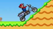 Mario wants to race against time and obstacles of the Marioland… help him to get to the finish line within time limit, collecting all coins and jumping over […]