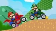 Our favourite Nintendo characters, Mario, Luigi and Yoshi want to try some ATV racing. Get into your vehicle and be the first on the finish line. Collect coins […]