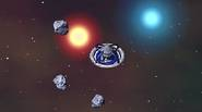 """Another installment of the space """"tower defense"""" game. Dominate the galaxy, obliterating every other species. Strategically deploy your units: turrets, reactors and spaceships to defend your space colony. […]"""
