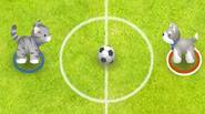 Soccer game with pets? Why not! Choose your favorite cats or dogs and play the game of soccer. Three players in each team, one ball and lots of […]