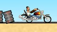 Want to feel some adrenaline rush? You're Stunt Guy: you have killer moustache and awesome chopper on which you love to perform all kinds of crazy tricks. Ride […]