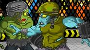 Zombies fight again Zombies in this great fighting-management game. Train your own Zombie, equip him with various weapons and manage his career in the cage arena. Have fun! […]