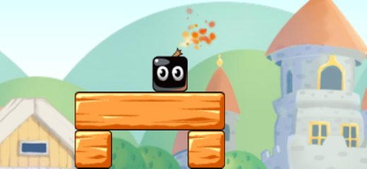 Eliminate all obstacles on the level, avoiding the bomb fall on the ground. Wooden block will disappear when clicked and stone ones won't. Watch out for balance of […]