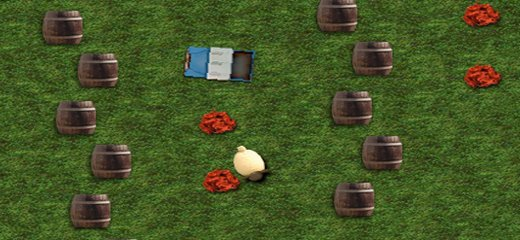 Another fantastic game for all Shaun the Sheep fans! Drive your jeep around the pasture to collect lost farmer's wigs. Do it as quickly as you can, before […]