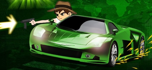 BEN 10: MAFIA HUNTER