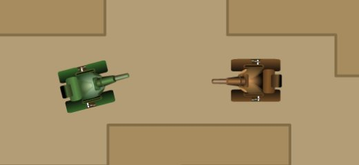 Tank vs. Tank duel, solo or against your friend! Find your opponent in the maze and eliminate him, using your powerful tank cannon. Simple and extremely addictive game […]