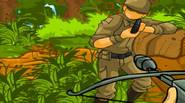 John Rambo, the war veteran, wants to revenge the death of his girlfriend. You're hiding deep inside jungle, waiting for enemy soldiers to appear. Shoot them with your […]