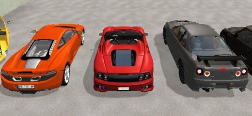UNITY CAR 3D