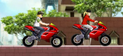 Third part of the epic stunt racing game. Ride your favorite vehicle – you can ride a motorbike, a skateboard, a horse (!) and other funny things. Don't […]