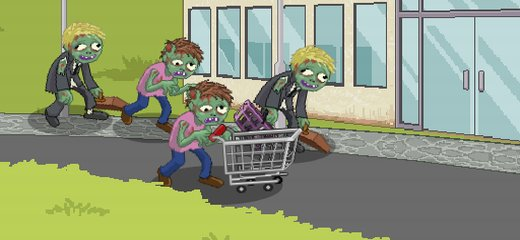 We're in the not-so-far future, when Zombies rule the planet and only a few people stay alive and work at… supermarket. Build your own Zombie Mart, stock it […]