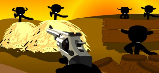 Dust, sun, six-shooter and a lot of bad guys to eliminate… Dust and Sun is a great, dynamic shoot'em up game. Get your gun and try to survive […]