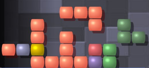 Tetris is one of the games that Funky Potato fans are playing most often. So… here we go with another funky variation on classic Tetris game. Enjoy! Game […]