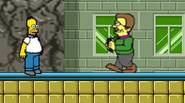 Homer Simpson is hungry! Help him collect beer and snacks, avoid enemies like Mr. Flanders, jump over deadly traps and find the way home. Good luck! Game Controls: […]