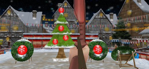 Join the Christmas 3D archery contest! Shoot targets as quickly as you can, make it within given time limit to get to the next level. Enjoy this new, […]