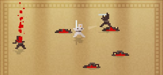 We love this kind of games – simple, dynamic and extremely addictive. Pixelated Ninja with super-natural quickness against hordes of enemies: cut, slash and watch your back. Who […]