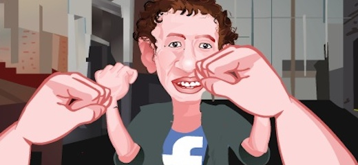 ZUCKERBERG FIGHT