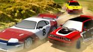Excellent 3D car racing game. Choose your favorite vehicle (you can unlock the more powerful cars as you progress in the game) and race against other drivers on […]