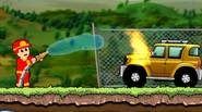 Excellent game in which you're a brave fireman, on a mission to put out fire in various places. Extinguish fire in houses, cars, and other locations. Sometimes it […]
