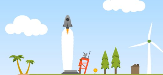 3…2…1…START! Control your rocket, fly as high as you can and avoid collisions with balloons. Collect bonuses and upgrade your space ship. Funny game for all space exploration […]