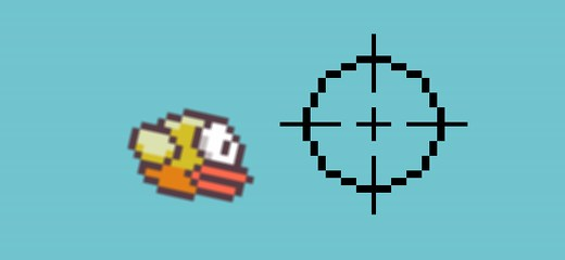 Tired of Flappy Bird tapping and failing? Well, it's payback time: shoot down Flappy Birds and get'em in the oldschool Duck Hunt style. Lots of retro fun guaranteed! […]