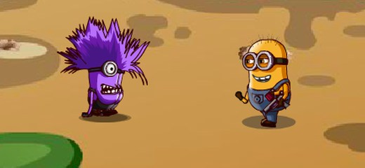 Help mutated Minions to get back to their normal form. Use specialized guns to transform them back! Move, shoot and enjoy this great Minions game. Game Controls: Mouse […]