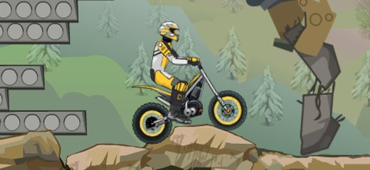 Motocross saga continues. Ride through extremely tough tracks, full of dangers and obstacles. Ride fast, safely and precisely – don't snap your neck or crash your bike! Unlock […]
