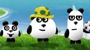 Three Pandas are continuing their journey around the globe. They were kidnapped, but managed to escape and landed in… Brazil! Using each Panda's unique skills, try to find […]