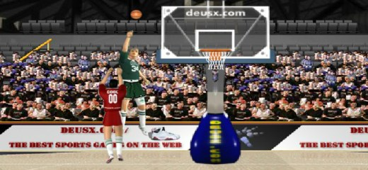 Awesome 1-on-1 basketball game simulation. Choose your player and show who's the king of the court. Score 3- and 2-pointers, dribble and jump. A must play for all […]