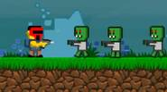 You were teleported to the unknown planet, populated with evil zombies. Defend your space portal at any cost: kill all zombies and try to stay alive. Retro shooter, […]