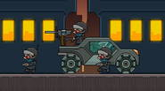 Crazy retro shoot'em up game. Control the high-tech combat robot and fight with hordes of enemy soldiers. Shoot and jump to avoid being killed. Collect power-ups, fight with […]