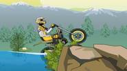 Fourth part of this excellent motocross game. Tough track, powerful motorbikes and lots of excitement. Get on your bike and ride safely to the finish line! Game Controls: […]
