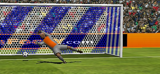 Guide your national team to the World Cup finals, scoring as many penalties as you can and defending your goal. Exciting shootout is about to begin – feel […]