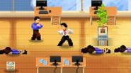 Awesome beat'em up game: you're an office worker named Johnny Cash on a mission to get a raise. Use your low paid employee rage against your co-workers who […]