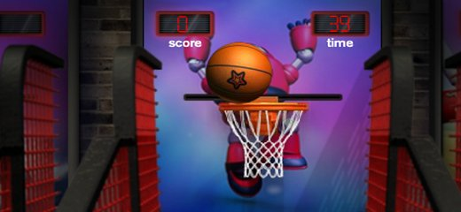 Basketball fans, are you ready? Score as many points as you can within given time limit. Just click and drag the mouse to throw the ball to the […]
