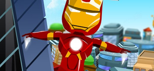 Fantastic game for all Ironman fans! Loki's armies are attacking New York. Their goal is to destroy Stark Tower and you're the only hope for saving it. Defend […]