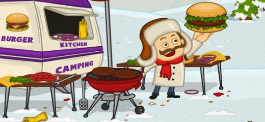 Burger Mania continues! You're on the camping site again, with the big, juicy burger in your hands. Throw the burger as far, as you can. use the ketchup […]