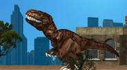 New York is in danger! And this danger is actually you, a great Tyrannosarus Rex! Take your revenge on humanity: smash cars, destroy buildings, eat people and many, […]
