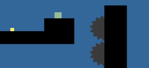 A simple but extremely challenging platform game. Guide your pixel character through dangerous rooms, full of deadly obstacles and enemies. Collect all golden treasuries to proceed to the […]