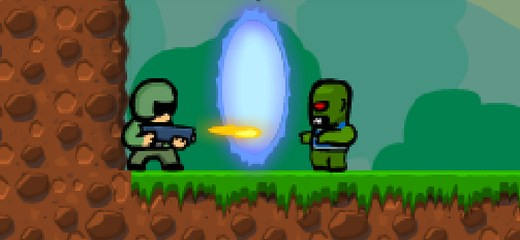 Sequel to the uber-popular first part of the space zombie shooter. Get your plasma gun and defend the hyperdimensional portal from the alien zombie invasion. Jump, run and […]