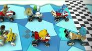 3D racing game that really rocks! Chosse your favorite Cartoon Network character and race against other animated series heroes in this epic, Unity3D racing game. Funny animations, challenging […]