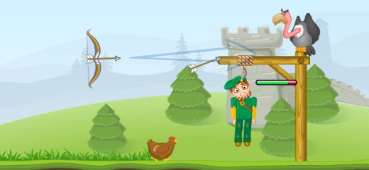 Fresh, fourth part of the Robin Hood-like game, in which your goal is to liberate people, sentenced to death by hanging. Just shoot the rope with your bow […]