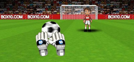 Great soccer (or football, as you wish) game for all goalkeeping fans. Save the attacker's shots, the more you save in the consecutive order, the better! Have fun! […]