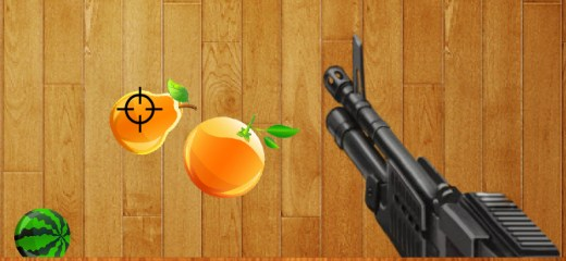 Do you like Fruit Ninja? In this game, you are using a gun against fruits! Shoot as many fruits as you can, look out for bonuses that will […]